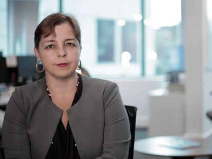 Carla Jiménez, diretora do EL PAÍS Brasil.