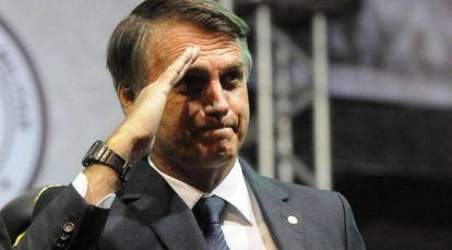 O deputado federal Jair Bolsonaro, pré-candidato em 2018.