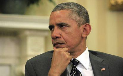 O presidente Barack Obama, nesta terça.
