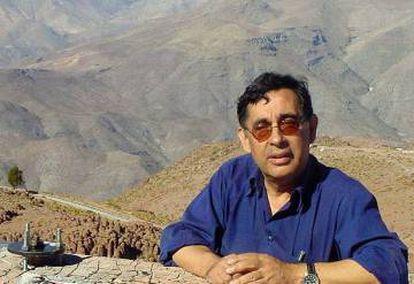 Imagem do sismólogo Raúl Madariaga, no Chile.