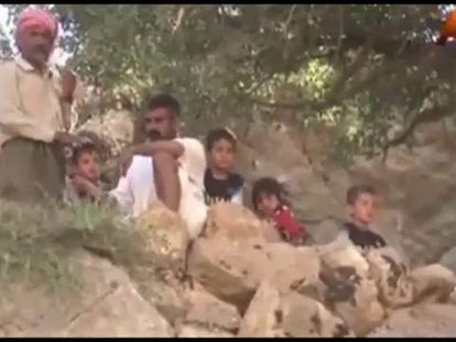 Bagdá afirma que os jihadistas mataram 500 iazidistas no norte do país