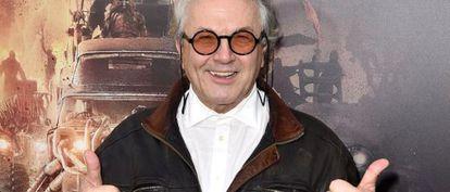 O diretor George Miller.