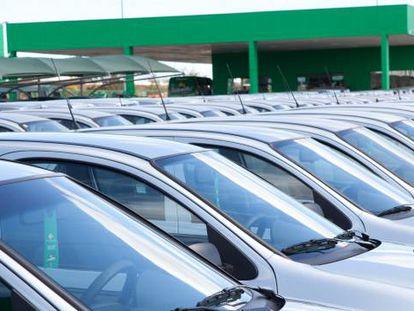 O mercado brasileiro do veículo de aluguel cresceu a um ritmo enorme nas últimas duas décadas.