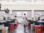 Centro de Grifols para la obtención de plasma en Estados Unidos.