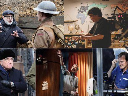 Os diretores indicados ao Oscar 2020