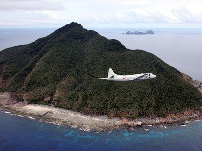 Choque entre os gigantes asiáticos por oito ilhas desabitadas