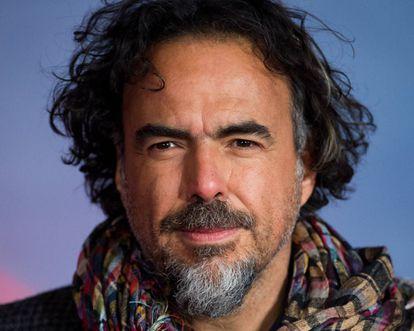 Alejandro González Iñárritu, em Londres.