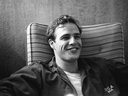 A insaciável vida sexual de Marlon Brando