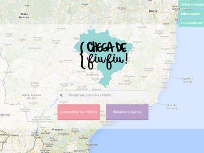 Um mapa aponta os lugares mais perigosos para as mulheres no Brasil