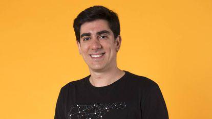 O humorista Marcelo Adnet.
