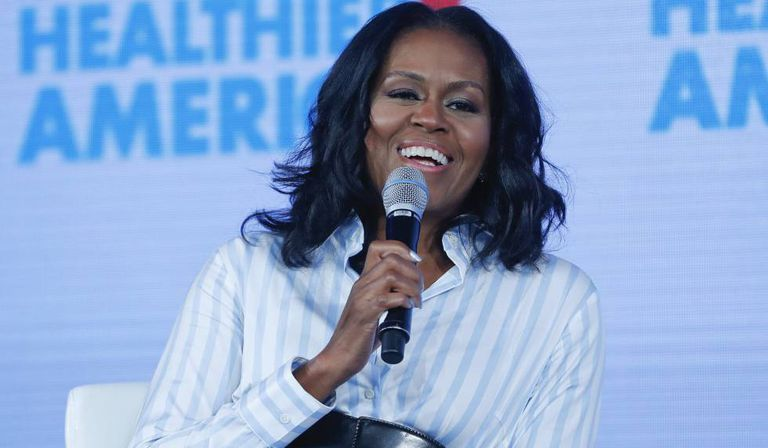 Michelle Obama em Washington