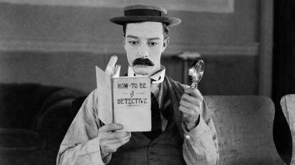 Fotograma do documentário 'The Great Buster. A Celebration'.