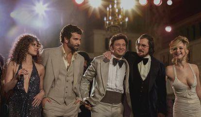 """Cena do filme """"Trapaça"""", um dos favoritos ao Oscar 2014."""