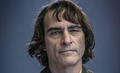 O ator Joaquim Phoenix.