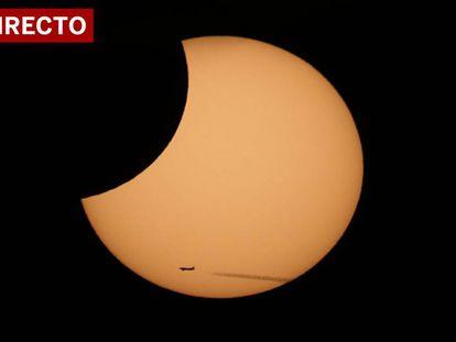 Assim foi o eclipse solar no Chile: 2 minutos e 36 segundos de escuridão