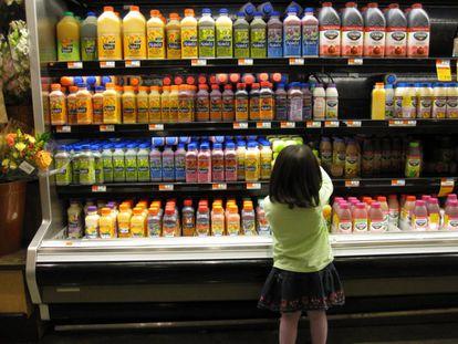 Bebidas açucaradas são um problema de saúde pública.