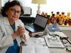 A médica Margareth Dalcolmo, pneumologista da Fundação Oswaldo Cruz (Fiocruz).