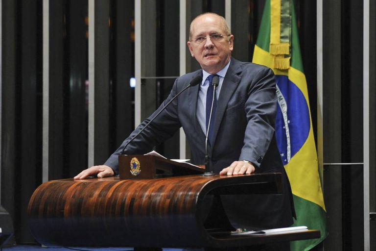 Paulo Bauer, em discurso no Senado.