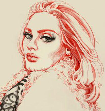 Adele, por Carmen García-Horta.