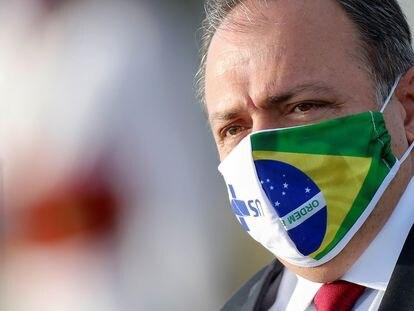 Ministro Eduardo Pazuello.