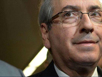 O ex-presidente da Câmara Eduardo Cunha.