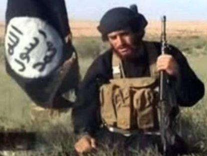 EUA lançam um bombardeio contra Al Adnani, acusado de dirigir a unidade de atentados no exterior