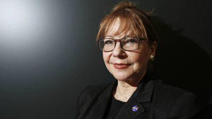 Adriana Ocampo, nascida na Colômbia, começou a trabalhar na NASA em 1973