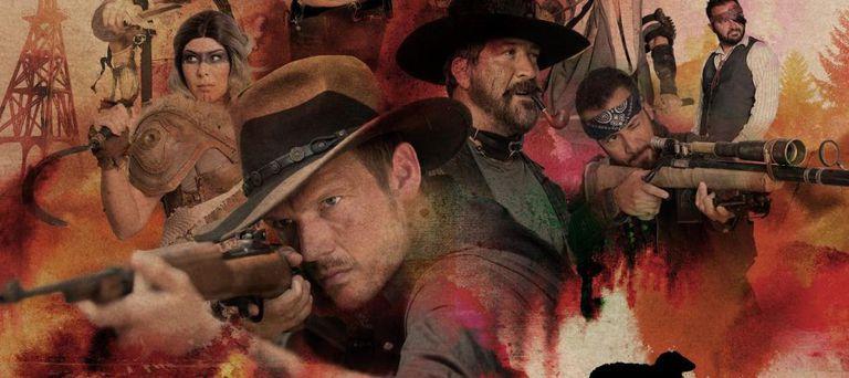 Cartaz promocional de 'Dead 7'.