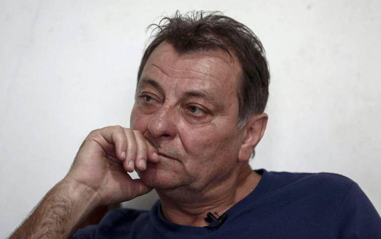 Cesare Battisti, em outubro de 2017, durante uma entrevista a um veículo brasileiro.