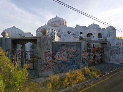 A 'Mil e Uma Noites', casa de Amado Carrillo Fuentes em Hermosillo.