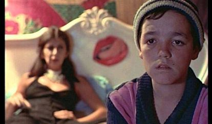 Fernando Ramos da Silva num momento do icônico filme 'Pixote'