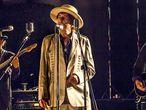 Actuación de Bob Dylan en Barcelona