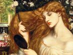 'Lady Lilith', de Dante Gabriel Rossetti.