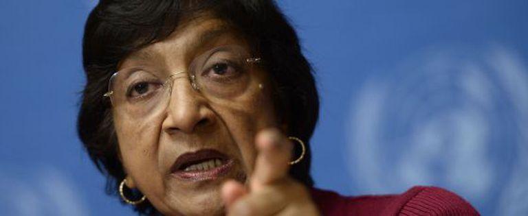 Navi Pillay, Alta Comissária da ONU para Direitos Humanos