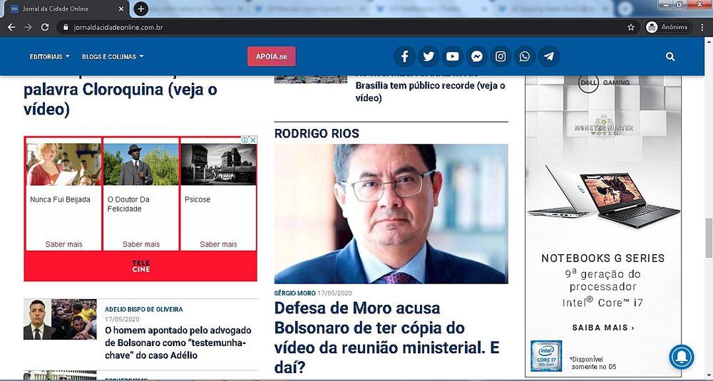 Movimento expõe empresas do Brasil que financiam, via anúncios, sites de extrema direita e notícias falsas