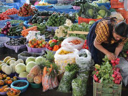 O preço internacional dos alimentos subiu 4% em apenas quatro meses.