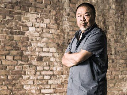 """Ai Weiwei: """"Não gosto das minhas obras. Fico surpreso que haja quem as compre"""""""