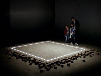 Cena do filme 'The Square'