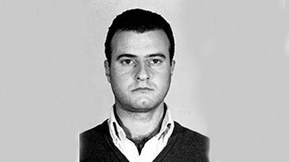 Carlos García Juliá, ultradireitista implicado nos assassinatos dos advogados trabalhistas de Atocha (janeiro de 1977).