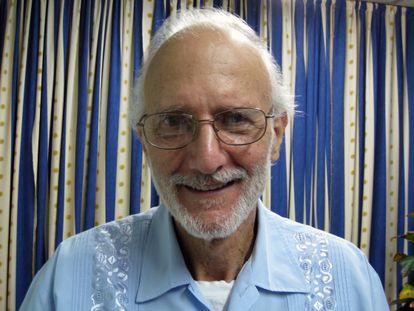 Alan Gross, preso em Cuba.