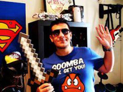 Eduardo Faria é o autor do canal de games VenonExtreme.