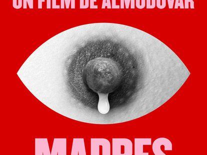 O cartaz de 'Madres paralelas' que a produtora El Deseo divulgou nas redes sociais.