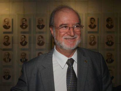 O deputado Eduardo Azeredo (PSDB) em Brasília. José Cruz / Ag. Brasil