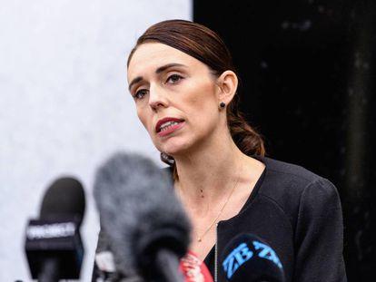 A primeira-ministra da Nova Zelândia, Jacinda Ardern.