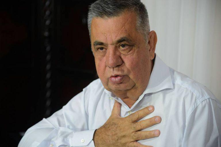 O presidente da Assembleia Legislativa do Rio, Jorge Picciani.