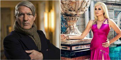 Antonio Bandeiras e Penélope Cruz em 'Genius: Picasso' e 'The Assassination of Gianni Versace: American Crime Story'.