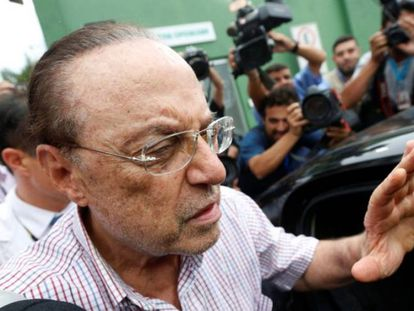 Maluf, que está preso na Papuda.