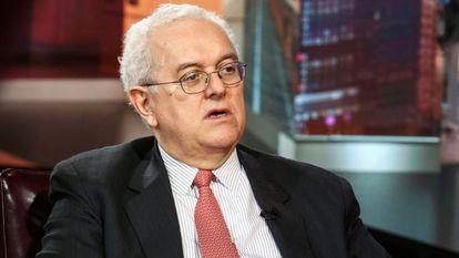 José Antonio Ocampo, durante uma entrevista na Bloomberg Television.