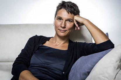 A jornalista e escritora Cristina de Stefano, que dedicou cinco anos à pesquisa sobre a vida de Maria Montessori.
