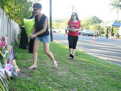O local do crime em Cairns / Foto: Getty | Vídeo: ATLAS